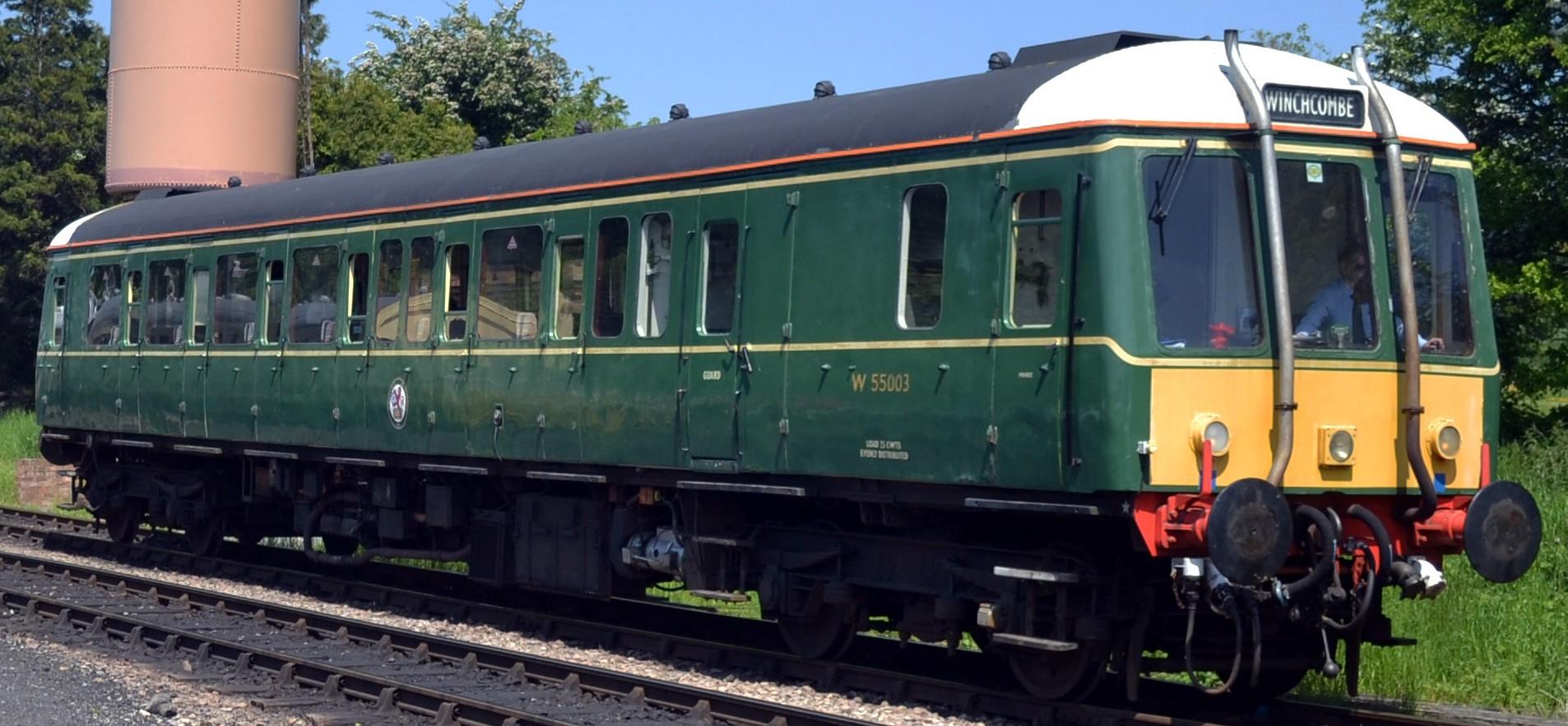 W55003 in preservation in June 2013. ©Jim