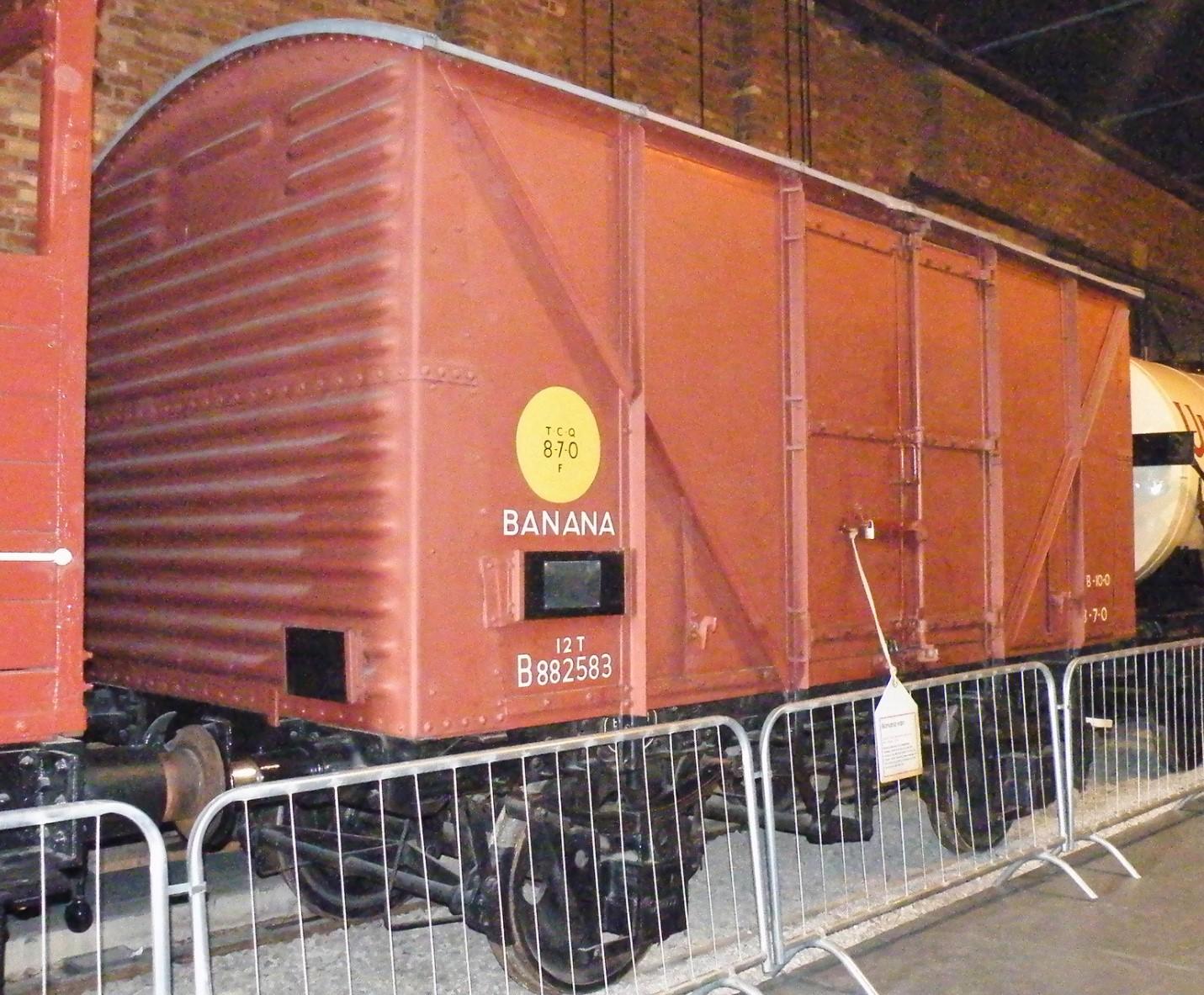 882583 at the National Railway Museum in June 2012. ©Dan Adkins