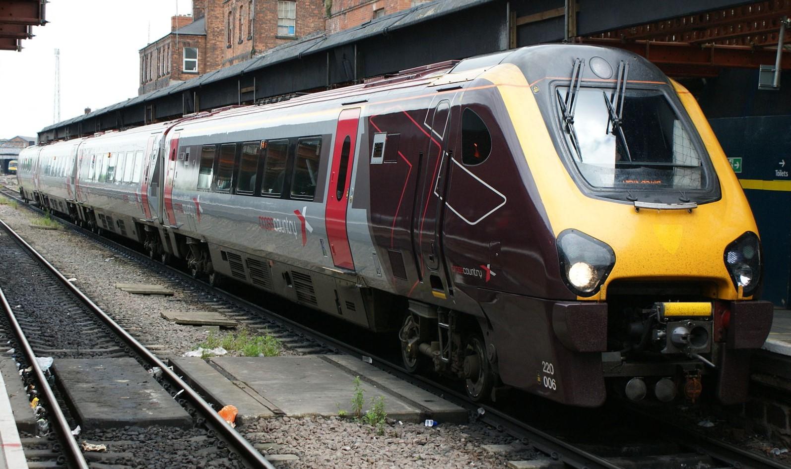 220006 at Derby in May 2008. ©Hugh Llewelyn