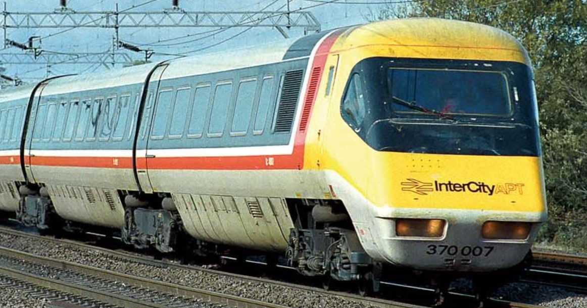 370 007 Advanced Passenger Train - © via Hornby