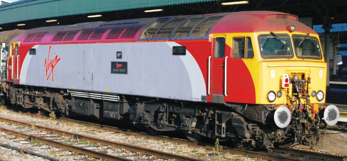57303 at Bristol Temple Meads in January 2010. ©Hugh Llewelyn