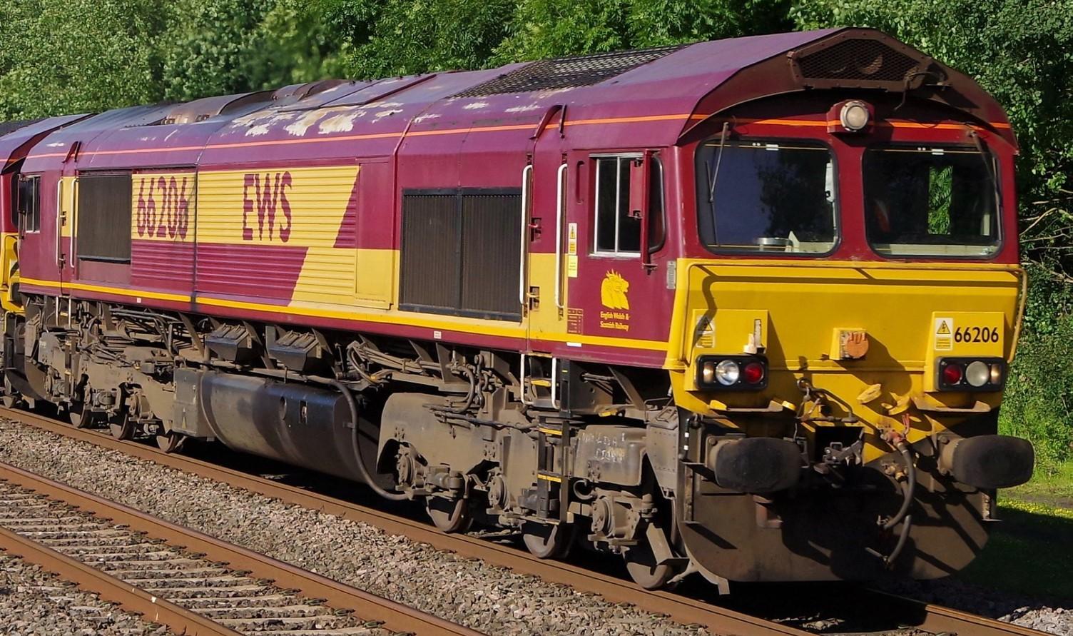 66206 at Barton in June 2016. ©Clagmaster