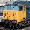British Rail Class 50 - Prototype information