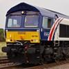 British Rail Class 66 - Prototype information