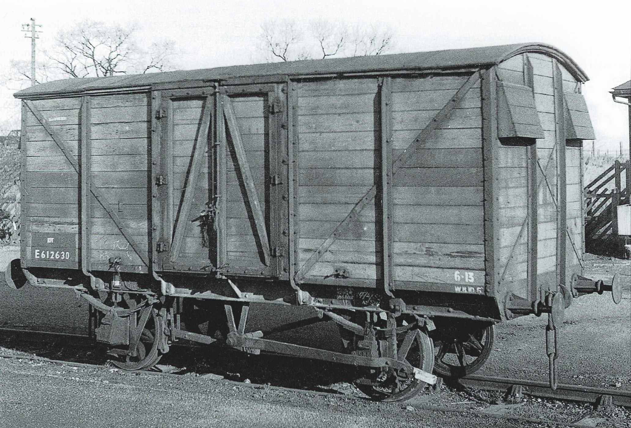 E612630. Date & location unknown. © Via Oxford Rail