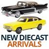 Oxford Diecast New Arrivals - Jan 2020