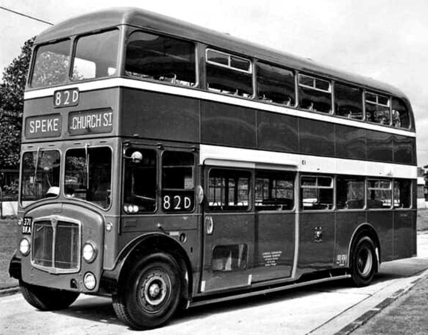 BKA371 at Speke in June 1959. ©Public Domain