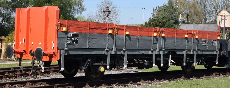 OBA 110711 at Didcot Railway Centre in April 2019. ©Hugh Llewelyn