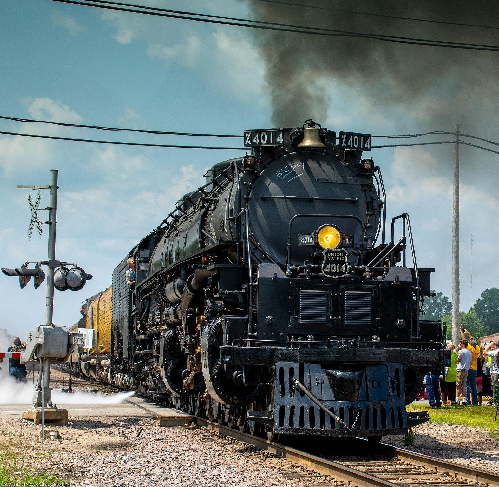 4014 near Adams, Wisconsin, USA in July 2019. © Wanderer86