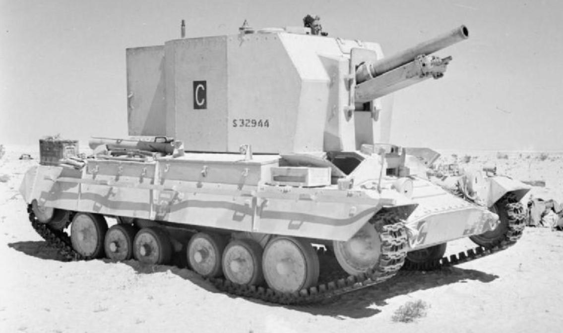 S32944 in the Western Desert in September 1942. ©Public Domain