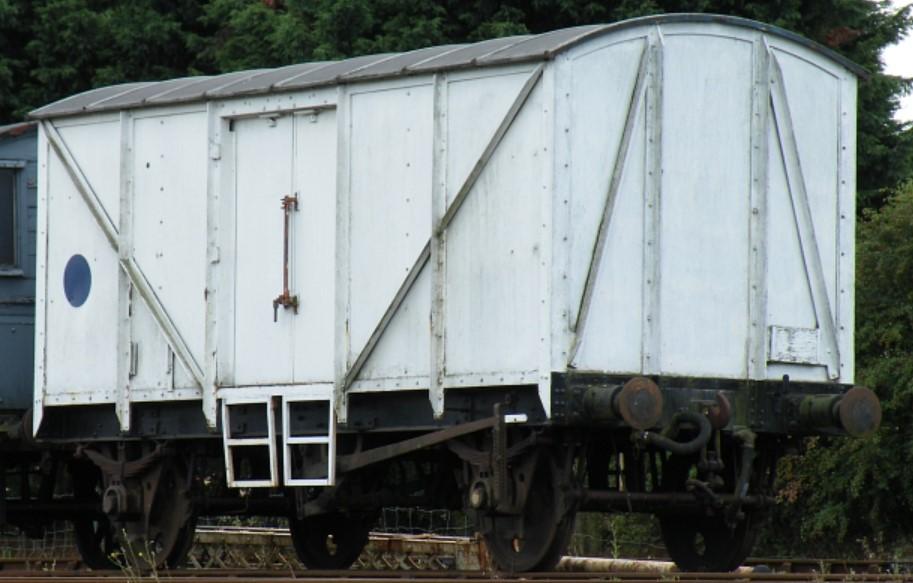 87885 at the Colne Valley Railway in August 2011. ©Dan Adkins
