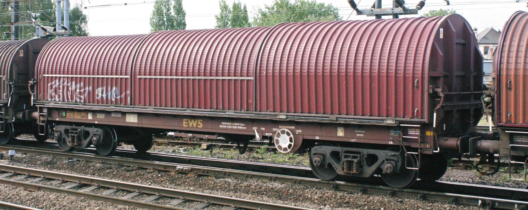BRA 964020 at Doncaster in September 2008. ©Hugh Llewelyn