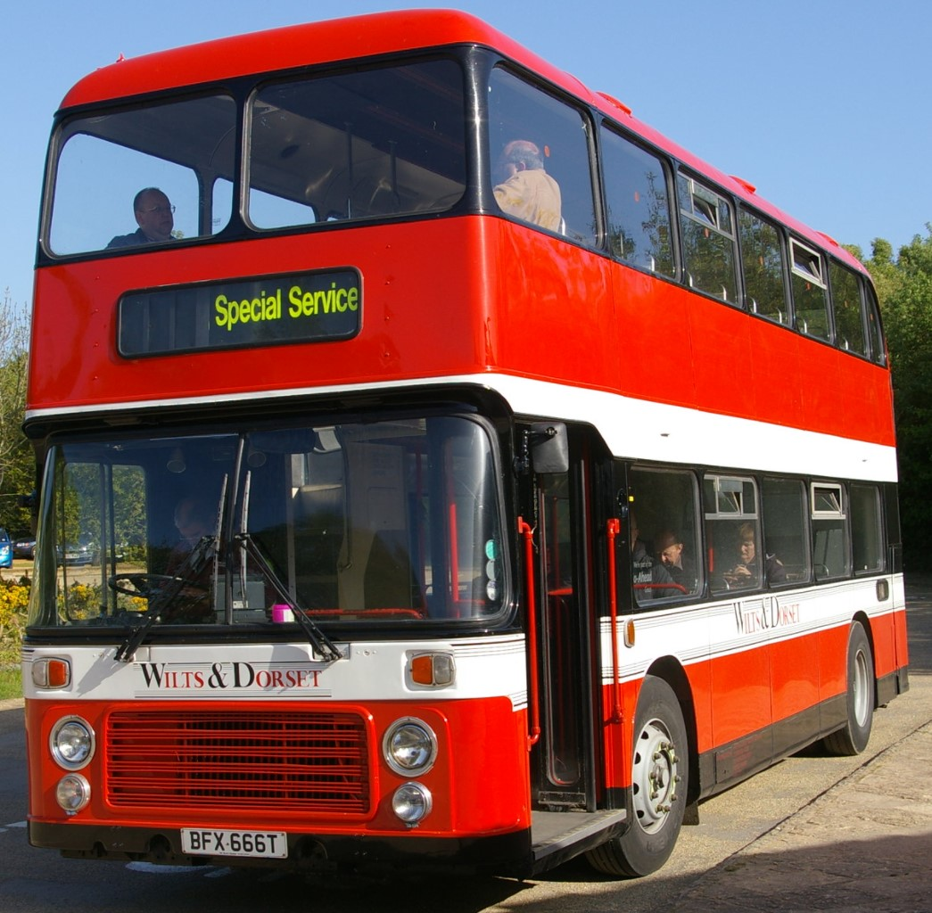 BFX 666T at Norden in May 2009. ©Clagmaster