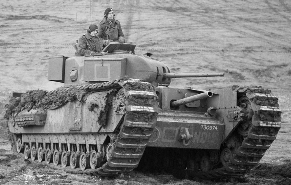 T30974 at Tilshead in January 1942. ©Public Domain
