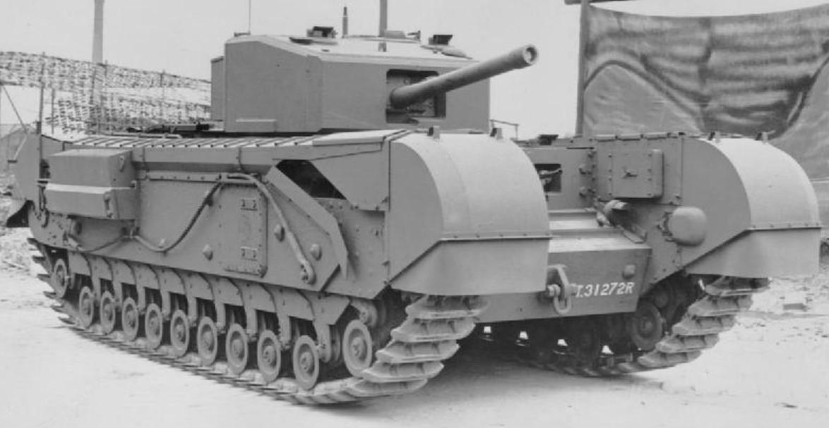 T31272R during WW2. ©Public Domain