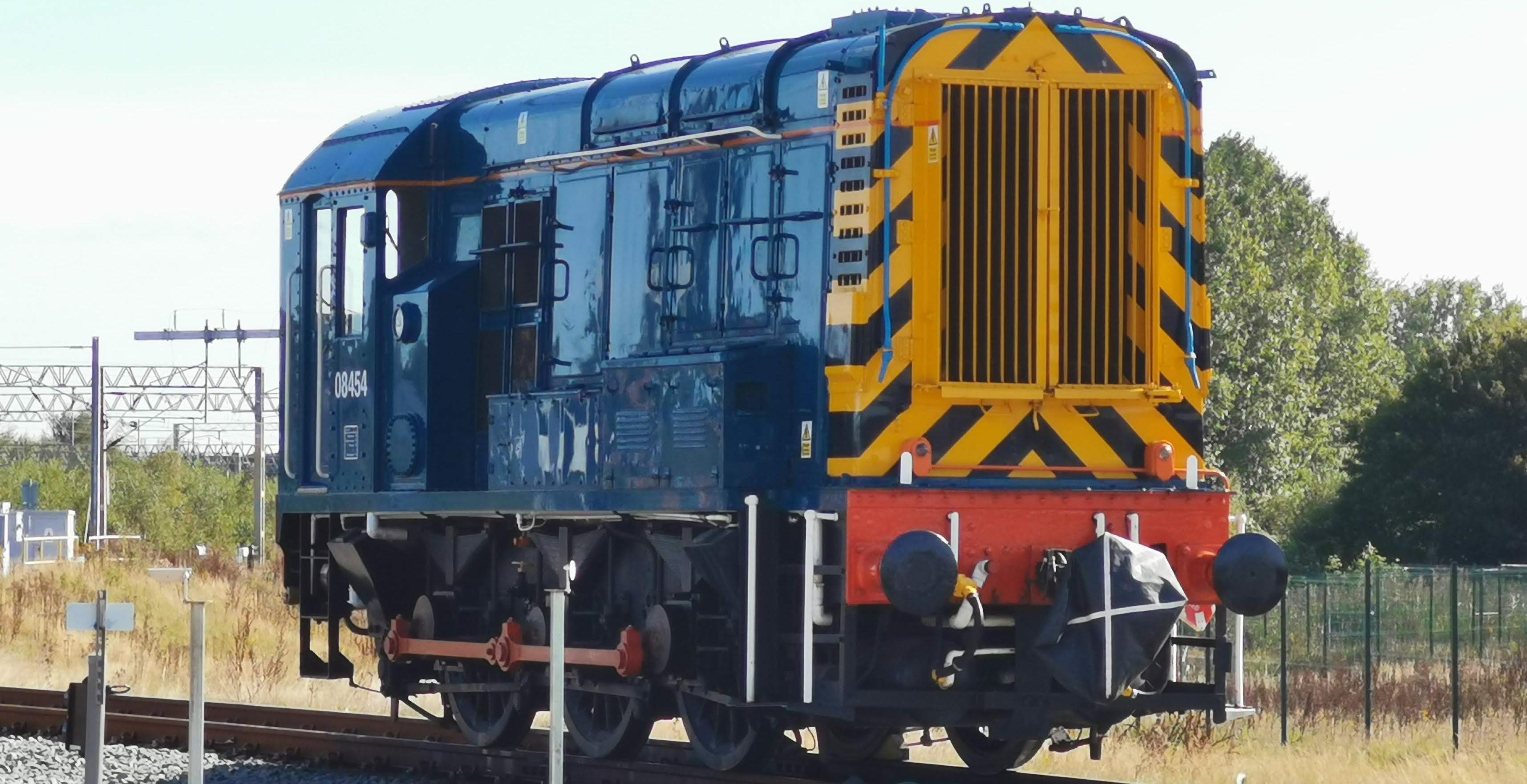 08454 at Alstom Widnes in September 2019. ©Hattons Model Railways