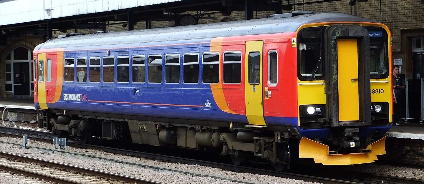 153310 at Lincoln in June 2011. ©Rept0n1x