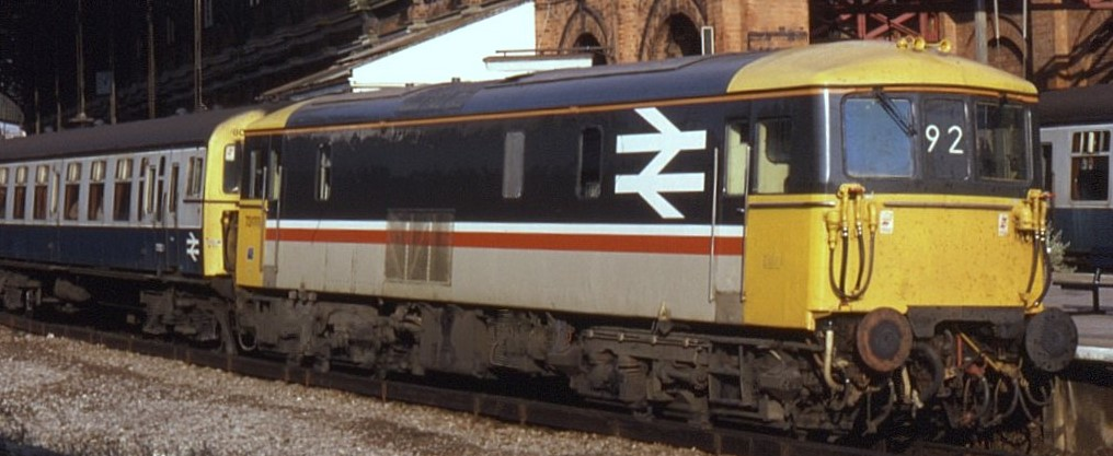 73122 at Bournemouth in October 1987. ©Phil Richards