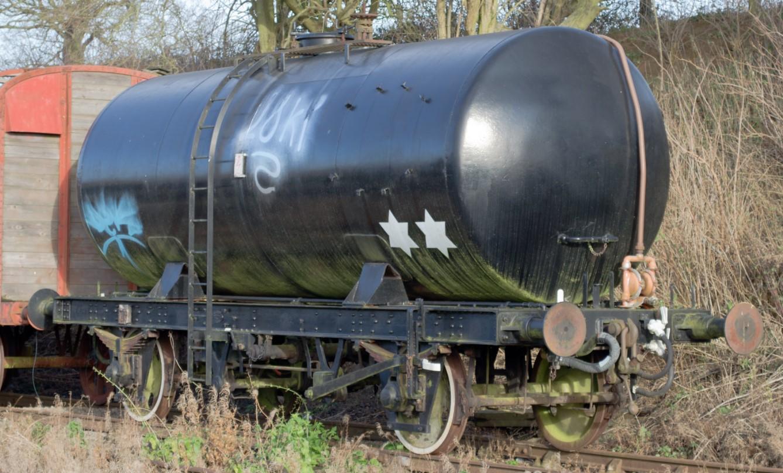 3777 at the Northampton & Lamport Railway in December 2013. ©Dan Adkins