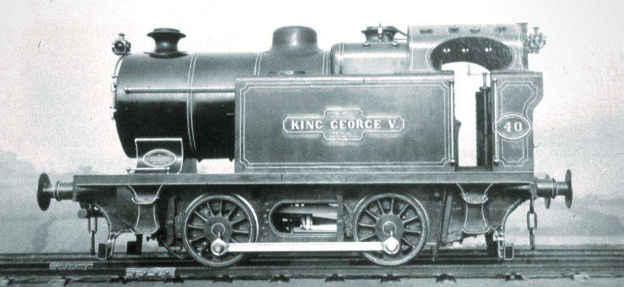 40 'King George V'. ©Public Domain