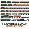 Genesis 4 & 6 Wheel Coaches - Formations Guide