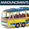 Corgi June 2018 Announcements
