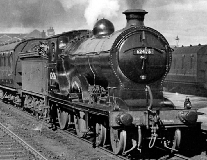62426 'Cuddie Headrigg' at Stirling in September 1957. ©Ben Brooksbank