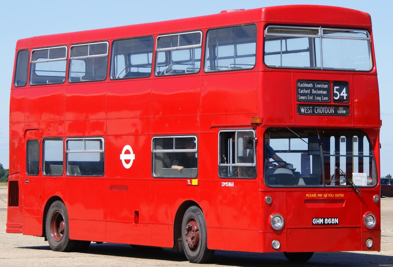 GHM 868N at Epping Forest in July 2010. ©Chris Sampson