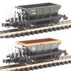 Dapol N Gauge Dogfish Ballast Wagons - Available Now