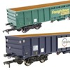 Dapol OO Gauge MJA Wagons - Available Now