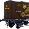 Dapol O Gauge Conflat A Wagons - Available Now