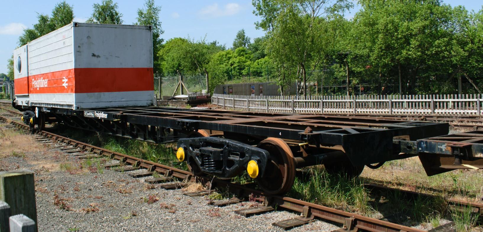 601652 at the National Railway Museum in May 2018. ©Dan Adkins