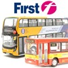 25 Years of First Bus - Diecast Models
