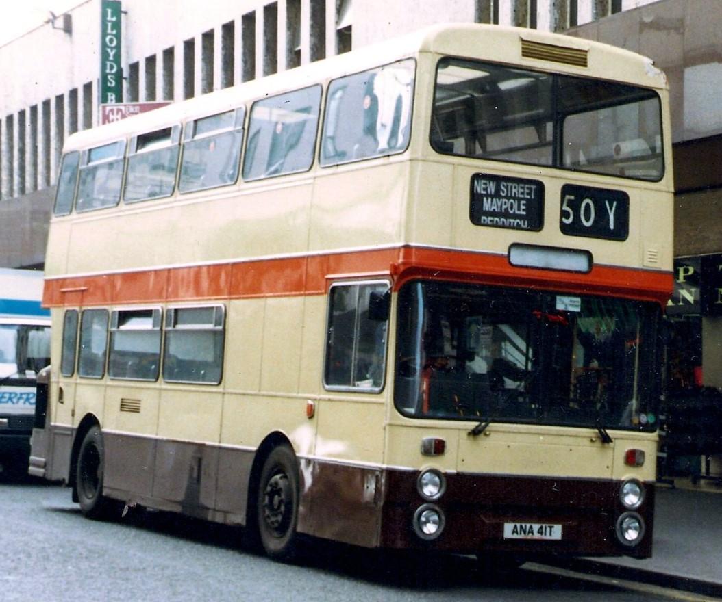 ANA 41T in Birmingham. Date unknown. ©Eddie Leslie
