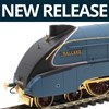 """Hornby Gold-Plated Class A4 """"Mallard"""" - Available Now!"""
