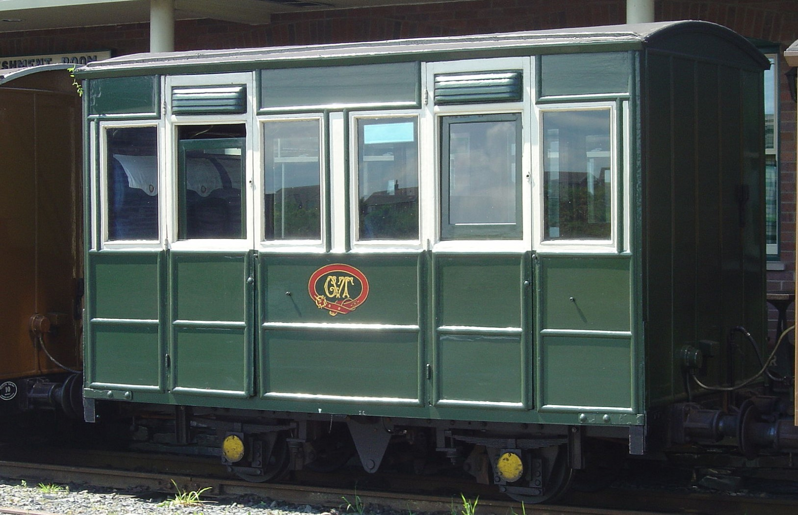 No.14 at the Talyllyn Railway in June 2008. ©Public Domain