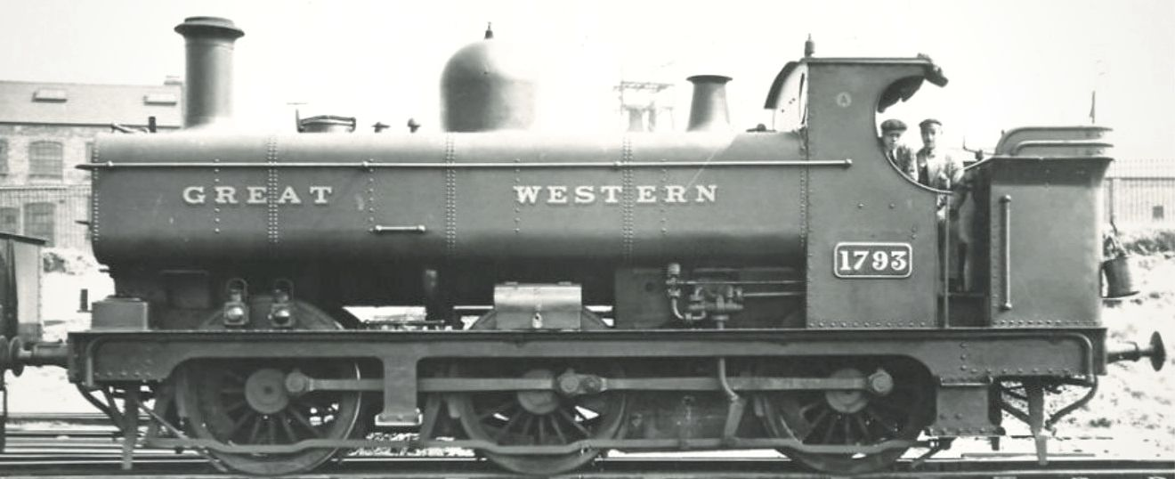 1793 at Old Oak Common in the early 1920s. ©Public Domain