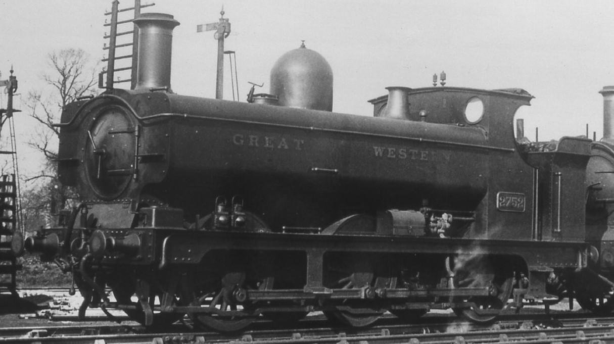 2752 at Southall circa 1925. ©John Law