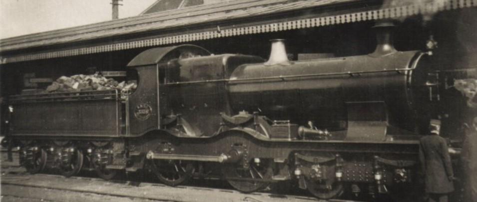 3338 'Laira' at an unidentified location circa 1915. ©Public Domain