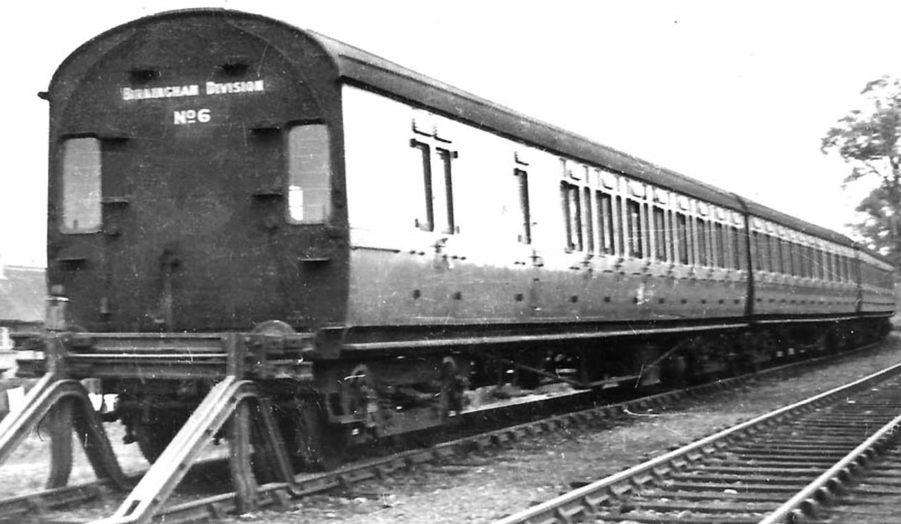 Similar coach design shown - no photos available to us of 1927 design coaches. © Unknown