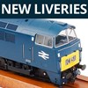 Heljan Class 52 - New Liveries Incoming