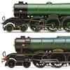 Hornby OO Gauge Class A1 & A3 4-6-2 - Project Updates