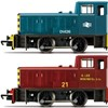 Hornby OO Gauge Bagnall 0-4-0DH Shunter - Project Updates