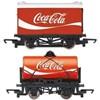 Hornby OO Gauge Coca-Cola Wagons - Project Updates