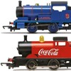 Hornby OO Gauge Freelance Industrial 0-4-0T Locomotives - Project Updates