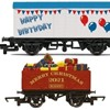 Hornby OO Gauge Gift Wagons - Project Updates
