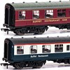 Hornby OO Gauge Mk1 RB/ RBR Coaches - Available Now