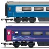 Hornby OO Gauge Mk3 Coaches (HST Hauled) - Available Now