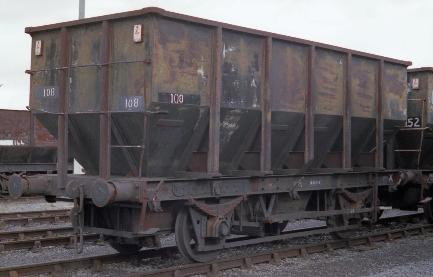 B334469 at Onllwyn in October 1992. ©Jamerail