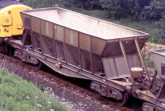 ICI hopper near Buxton circa 1993 ©Jon Gavin